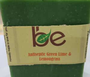 Antiseptic Green Lime and Lemongrass