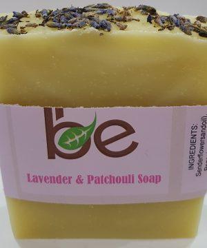 Lavender and Patchouli Soap