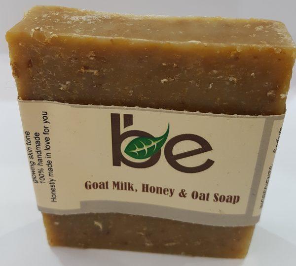 Goat Milk Honey and Oat