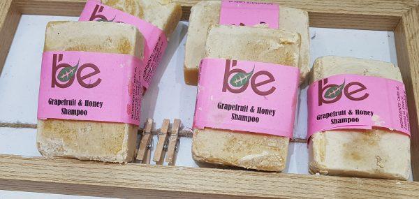 Grapefruit and Honey Shampoo Bar