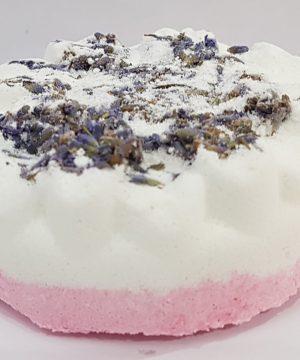 Lavender Sweet Almond Bath Bomb