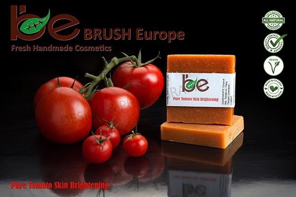 BRUSH Tomato Soap