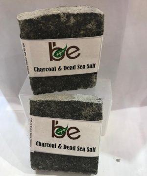 Charcoal and Dead Sea Salt Soap