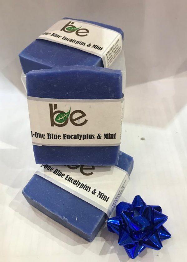 All-One Blue Eucalyptus Soap