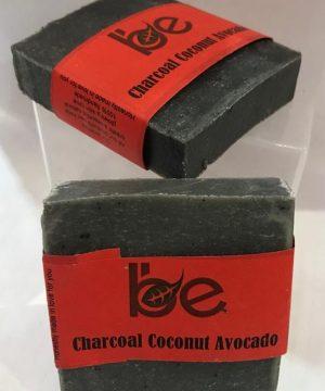 Charcoal Coconut Avocado Soap