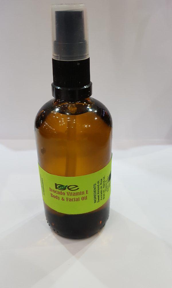 Avocado Vitamin E oil
