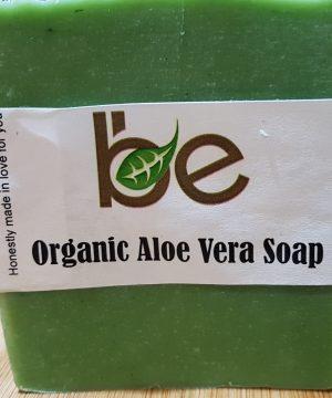 Organic Aloe Vera Soap