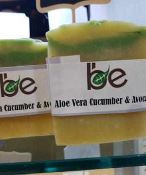 Aloe Vera Cucumber Avocado Soap