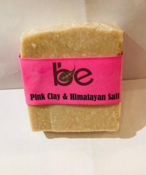 Pink Clay and Himalayan Salt Soap