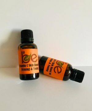 VITAMIN C OIL FIRMING AND TONING