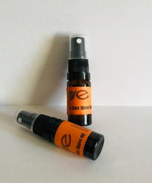 Before and Aftershave Oil