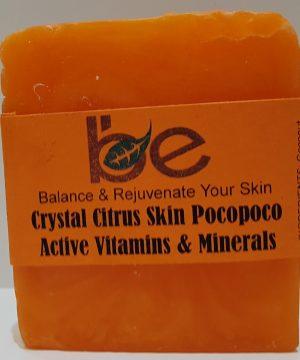 Crystal Citrus Skin Pocopoco