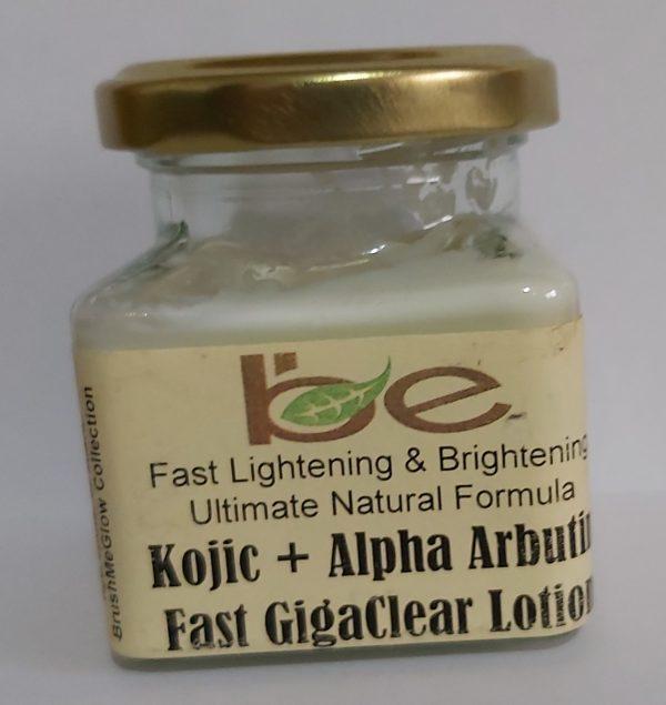 Kojic Alpha Arbutin Lotion
