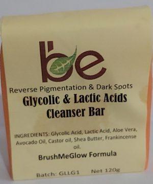 Glycolic Lactic Acid Cleanser Bar
