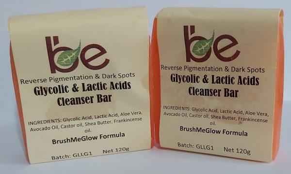 Glycolic Lalctic Acid Cleanser Bar